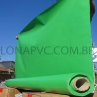 Lona Verde Claro PVC 15x1,57 m Premium Vinil para Toldo Tatame Ringue MMA Cobertura Academia Tenda Piso EVA Palco Eventos Festa