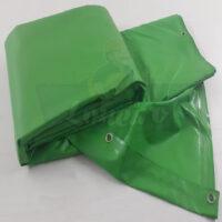 Lona 6,5x3,5 Verde Hot Asphalt Suporta 200 graus alta temperatura Loneiro América Encerados Curitiba 2